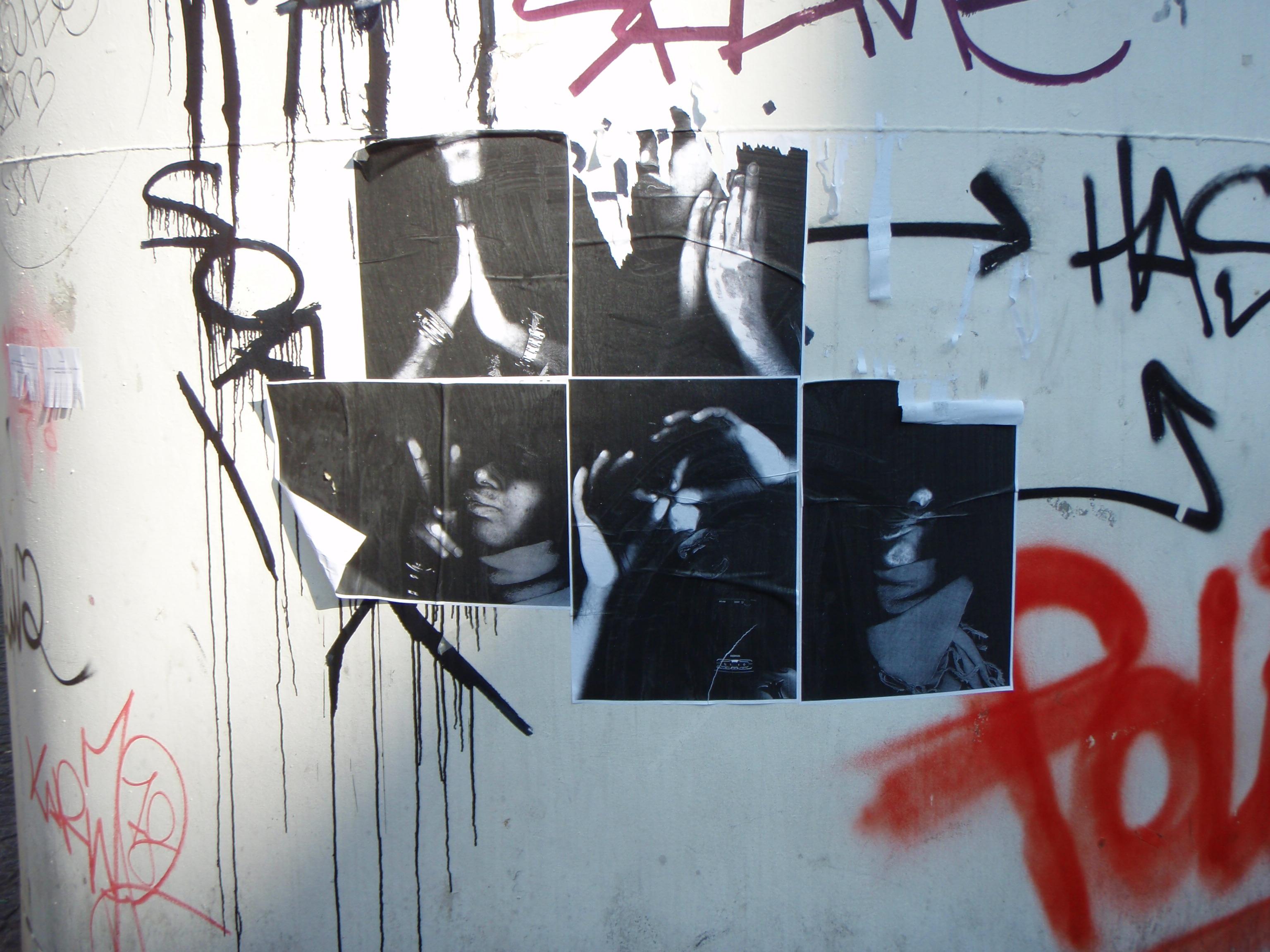 street art streetart paris frankreich